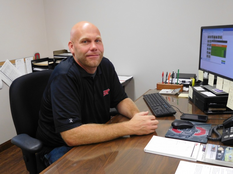 Staff - Mark Fridenstine